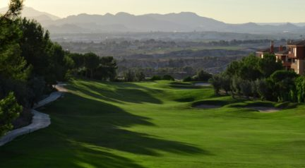 Altorreal Golf Club, Spain