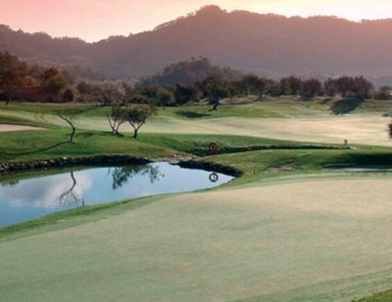 Golf de Andratx, Spain