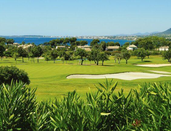 Golf Son Servera, Spain