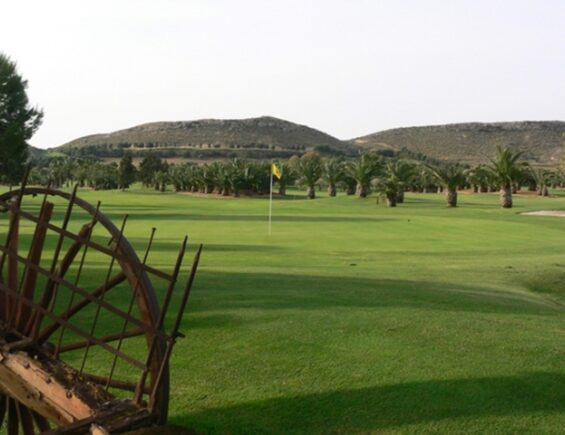 El Plantio Golf, Spain