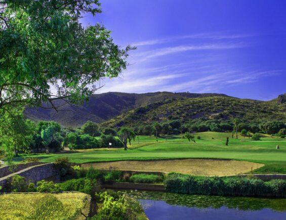Capdepera Golf, Spain