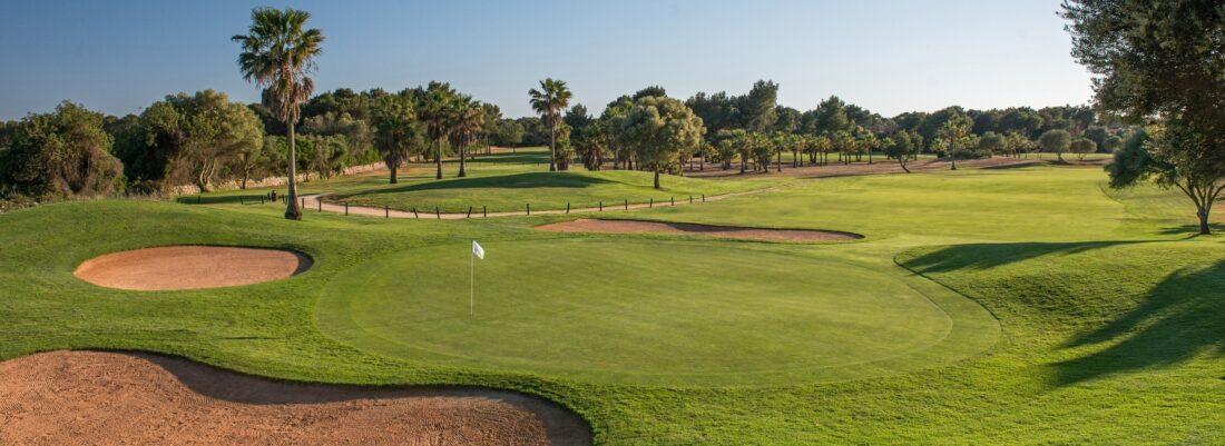 Golf Son Antem East, Spain