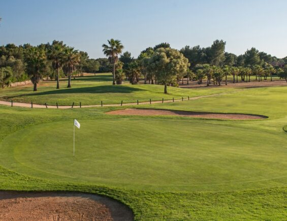 Golf Son Antem East, Spain