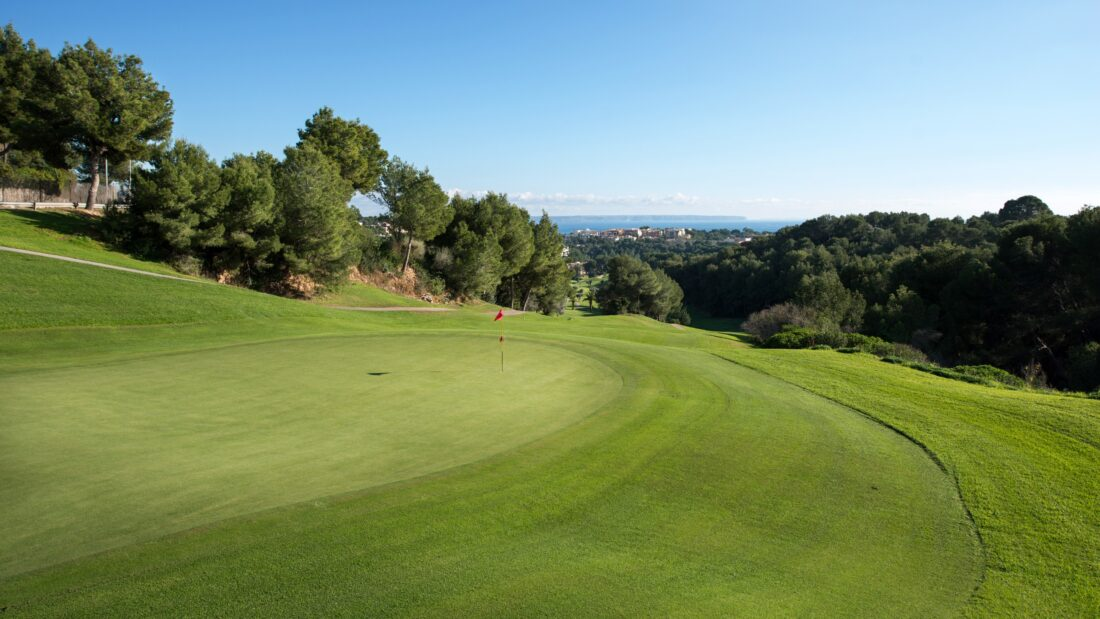Real Golf Bendinat, Spain