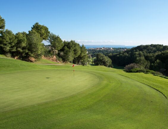 Real Golf Bendinat, Spain