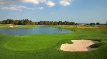Golf Park Puntiro, Spain
