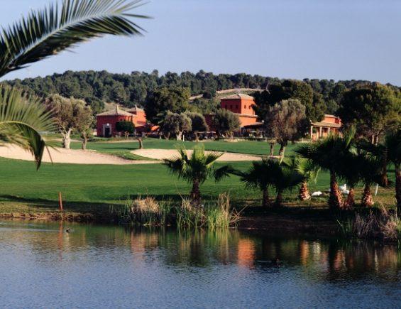 Club de Golf Poniente, Spain