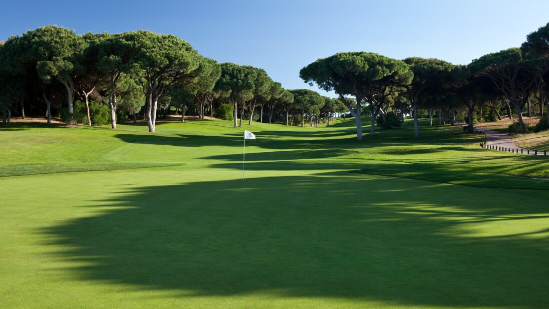Vilamoura Old Course, Portugal