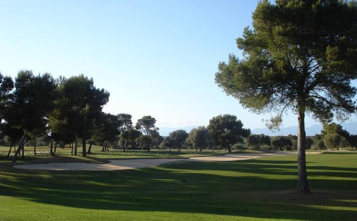 Golf Maioris, Spain