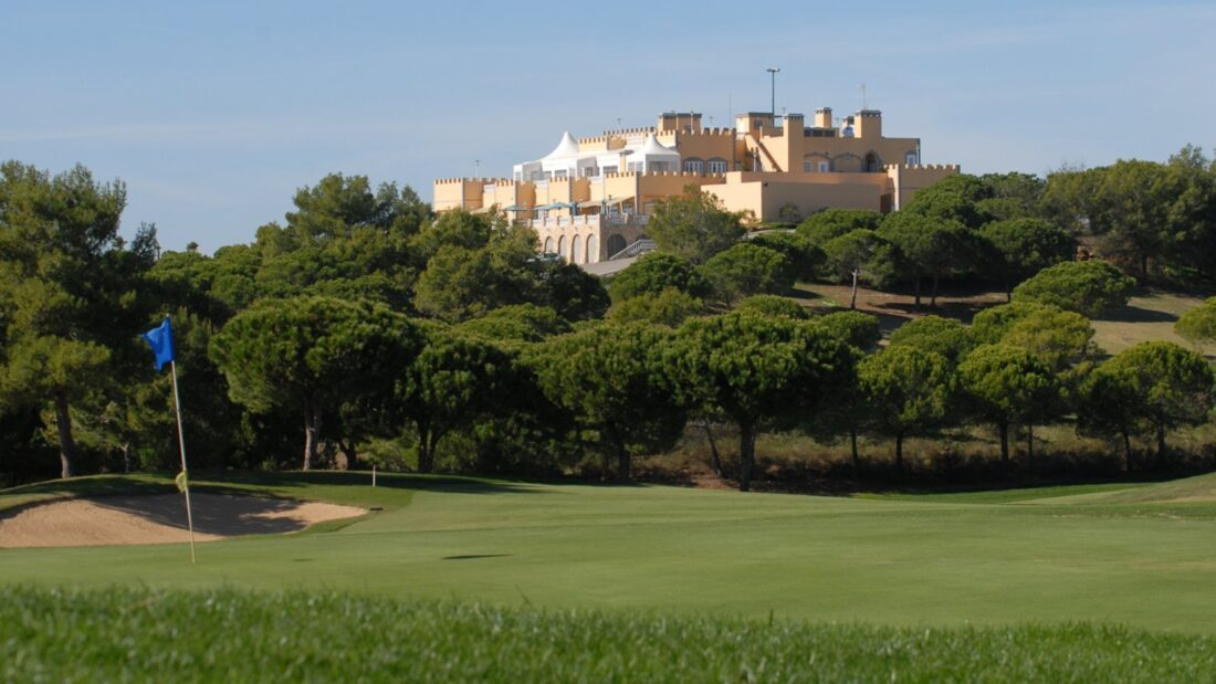Castro Marim Golf Course, Portugal