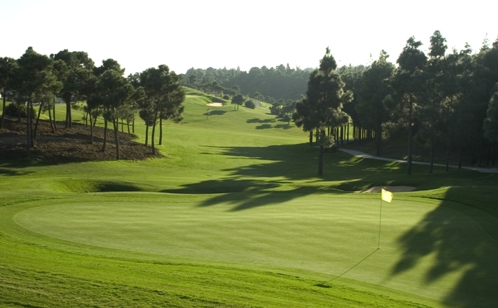 El Chaparral Golf Club, Spain
