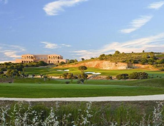 Oceanico Faldo Golf Course, Portugal