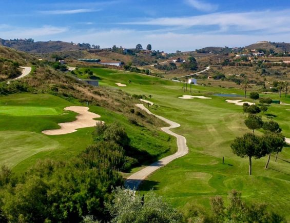 Calanova Golf Club, Spain