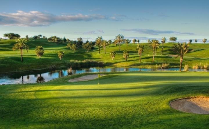 Gramacho Golf Course, Portugal