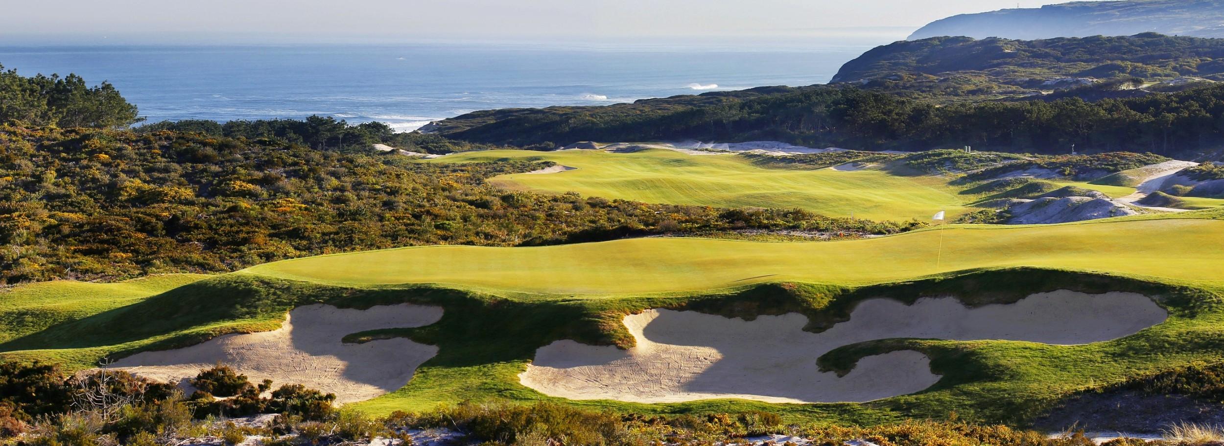 West Cliffs Golf Links, Portugal