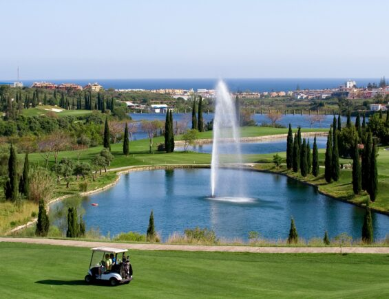 Los Flamingos Golf, Spain