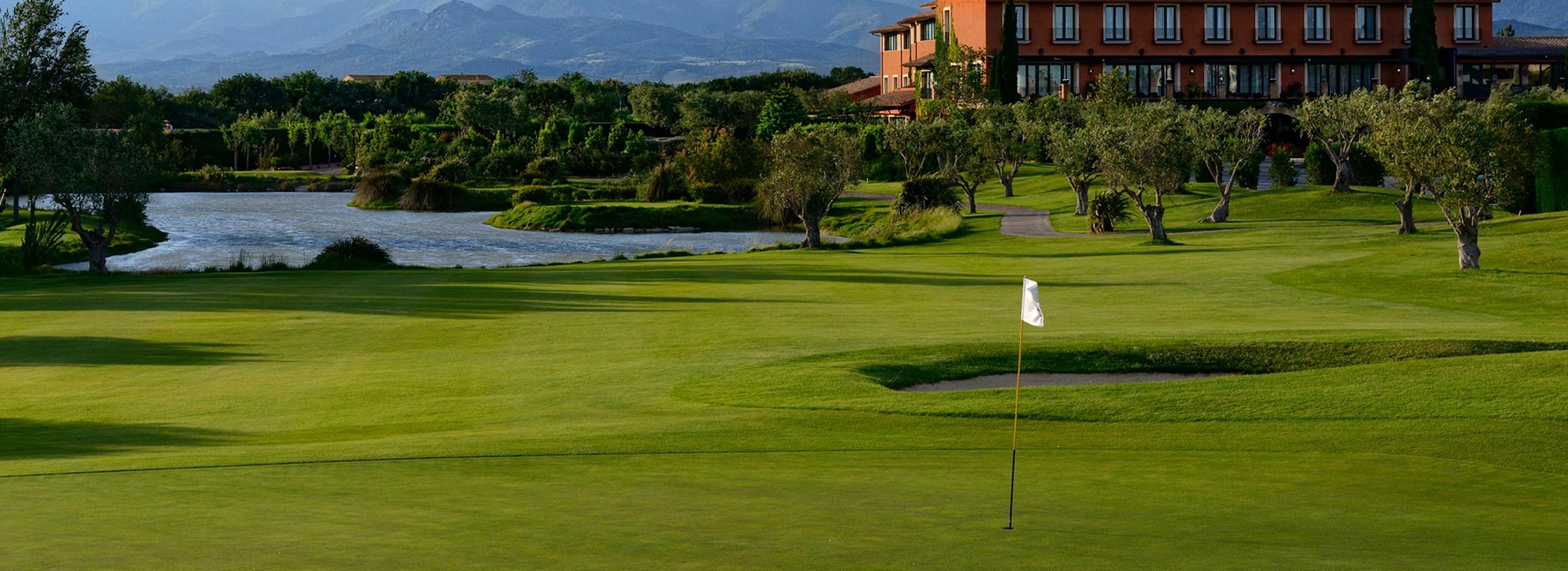 Golf Club Peralada, Spain