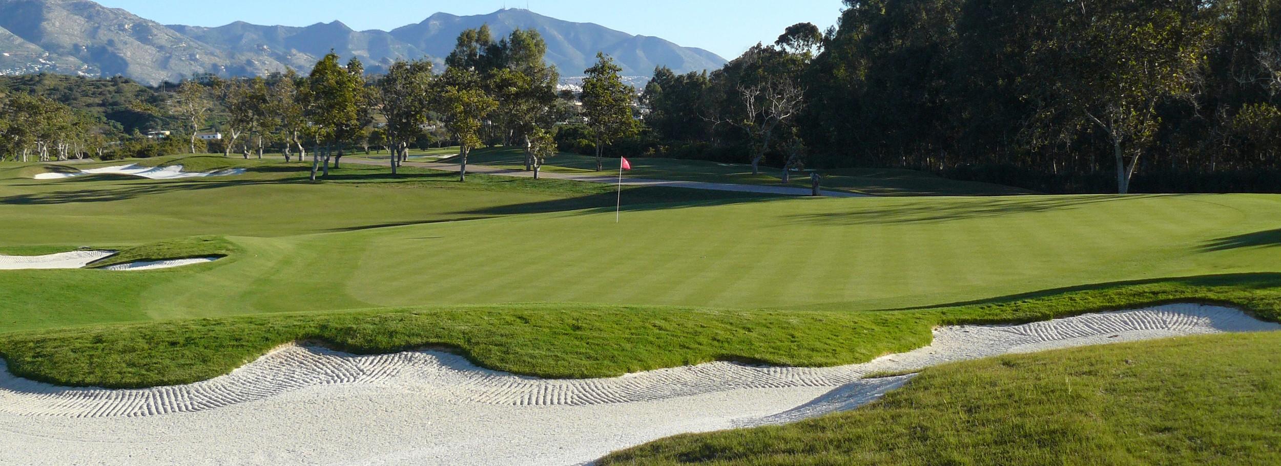 Santana Golf, Spain