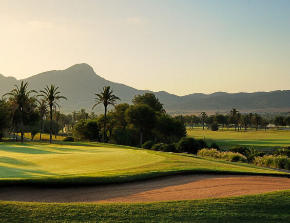 La Manga North Course, Spain