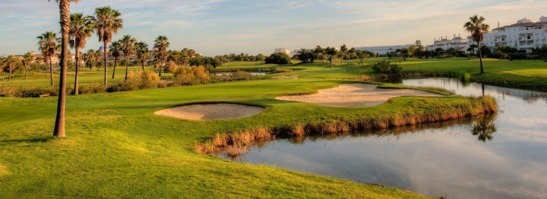 Costa Ballena Golf, Spain