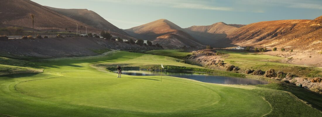 Golf Destination – Fuerteventura