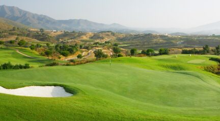 Enjoy La Cala resort, the finest golf resort in Andalucia – 3 Course Pass with Buggy