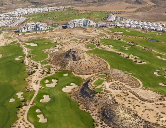 El Valle Golf, Spain