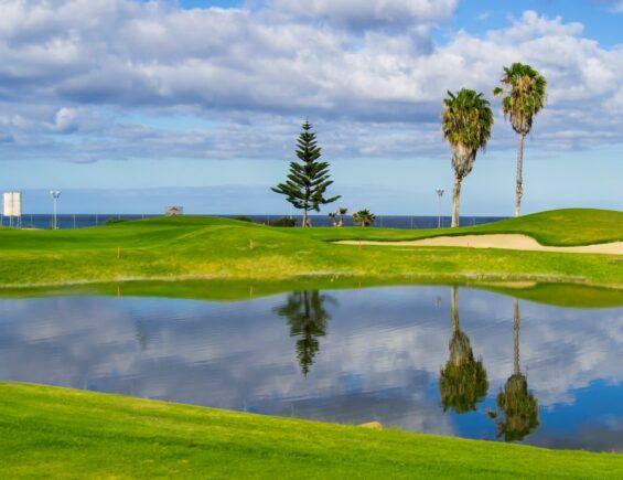 Salinas de Antigua Golf Course, Spain