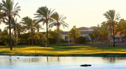 Golf Los Moriscos, Spain