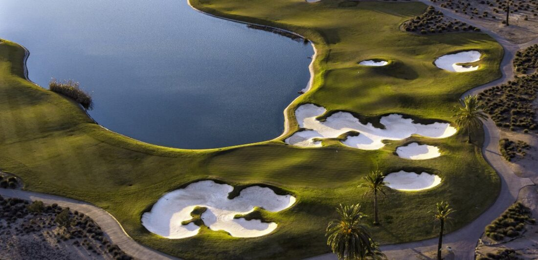 Hacienda Riquelme Golf, Spain