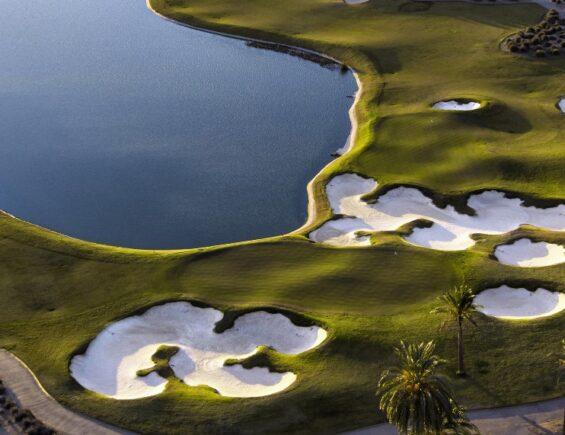 Hacienda Riquelme Golf, Spain