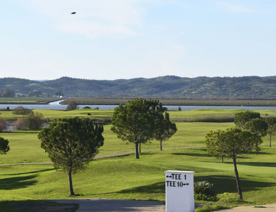 Valle Guadiana Links, Spain
