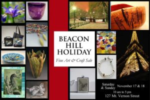 Beacon Hill Holiday Fine Art & Craft Sale @ Hill House, Beacon Hill