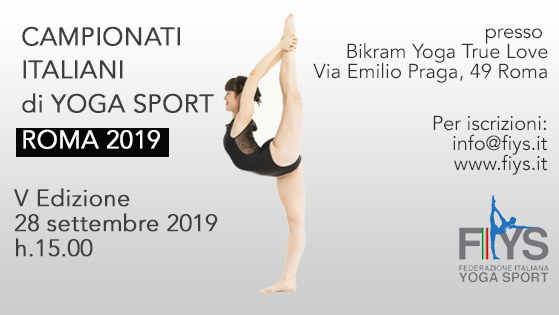 Campionati Italiani di Yoga