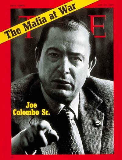 Joe Colombo killed by Joey Gallo