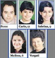 Livonia Pesce Family jewelry murders