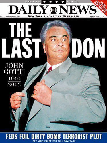 John Gotti Photo Gallery | The Teflon Don Story