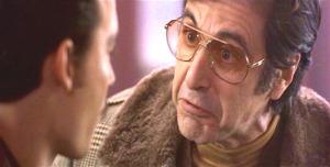 Al Pacino as Lefty Guns