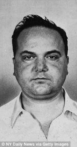 Fat Tony Salerno young mugshot