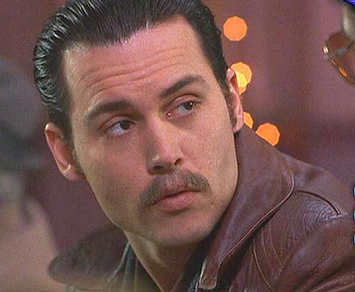 Johnny Depp as Donnie Brasco