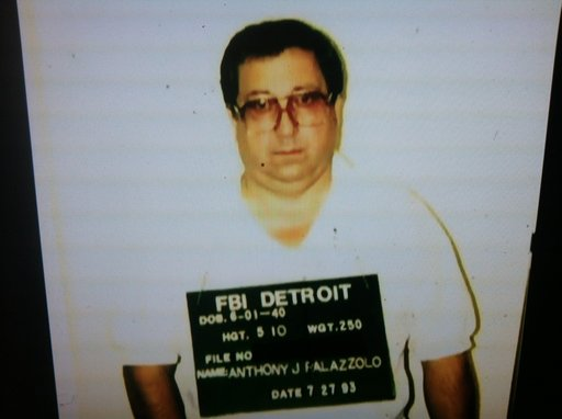 Detroit mob names new consigliere, Tony Pal now on the clock