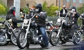 Hells Angels vs Mongols Biker Gang War