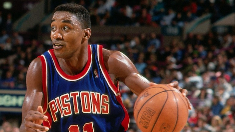 News Of Isiah Thomas' Affairs With The Mob Came To Light As Pistons Repeated In 1990