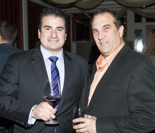 Freddy Giordano (right)