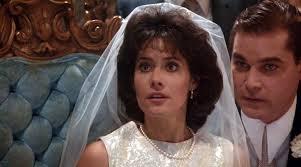 "Lorraine Bracco as ""Karen Hill"" in the 1990 film Goodfellas"