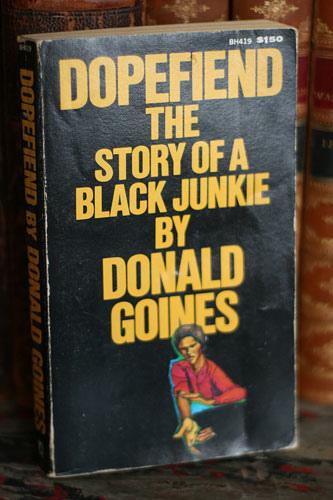 Donald Goines Documentary