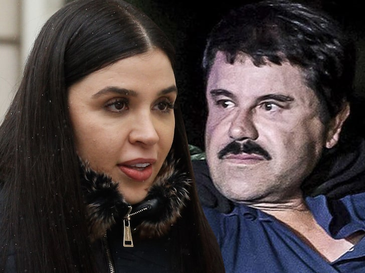 El Narco Diva Dragnet: El Chapo's Wife, Emma, Will Face Drug Conspiracy Case In U.S., Nabbed By DEA At Dulles Airport