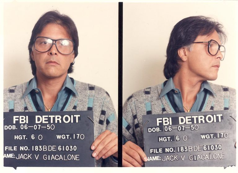 Alleged Detroit Mafia Don Wins Game Of Dodgeball With The Feds, Giacalone's Check Clears, Keeps Him Free Man