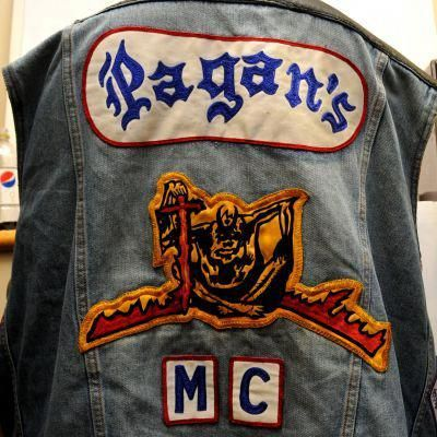 Biker & The Beast: Pagan's MC Shot Caller 'Conan The Barbarian' To Spend Next Two & A Half Years Behind Bars