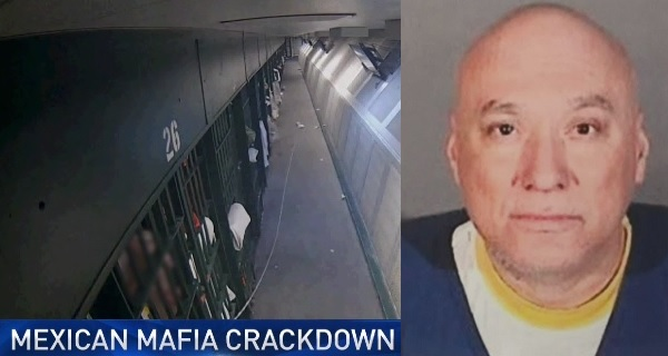 """Mexican Mafia Prison-Hit Ensnares Pomona's La Eme Skipper """"Big Mike"""" Lerma, Murder From 2020 Charged Out Of L.A."""